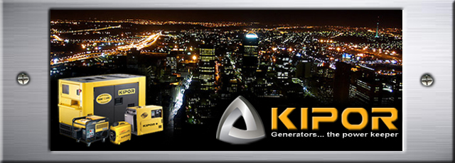 Kipor Generators South Africa